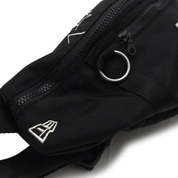b177d1ac4fa7 Yohji Yamamoto(ヨウジヤマモト) x NEW ERA(ニューエラ) Waist Bag(ウエストバッグ) BLACK  275-000143-011x 新品  ...