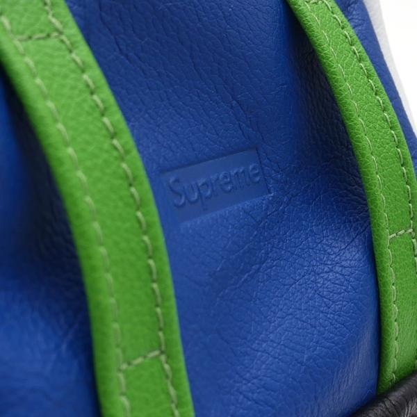 288-001138-013+ (シュプリーム) SUPREME (ポーチ) (グッズ) RED Vanson Leather Wrist Bag 【新品】