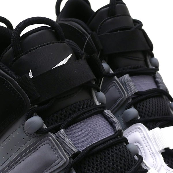 NIKE(ナイキ) AIR MORE UPTEMPO '96 BLACK/BLACK-COOL GREY-WHITE 921948-002 291-002293-291+【新品】(フットウェア)|cliffedge|05