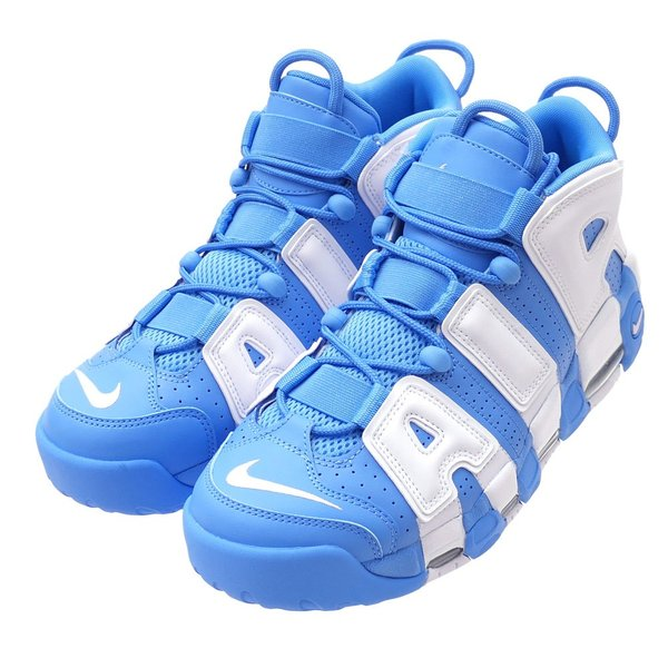 NIKE(ナイキ) AIR MORE UPTEMPO '96 UNIVERSITY BLUE/WHITE 921948-401 291-002301-274+【新品】(フットウェア)|cliffedge|04