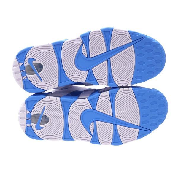 NIKE(ナイキ) AIR MORE UPTEMPO '96 UNIVERSITY BLUE/WHITE 921948-401 291-002301-274+【新品】(フットウェア)|cliffedge|06