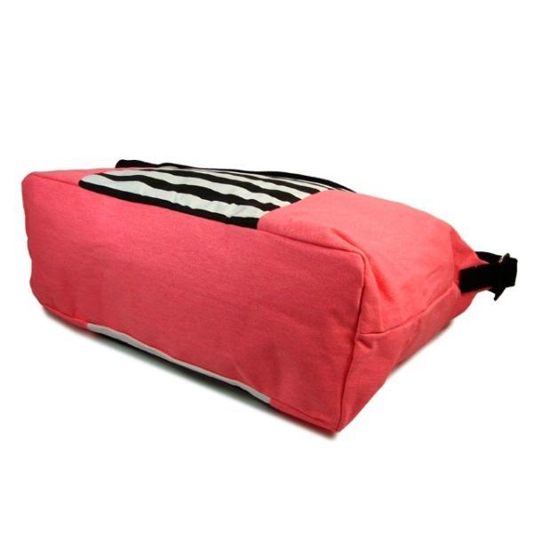 【送料無料】ヴィクトリアシークレット バッグ VICTORIA'S SECRET ビクトリア ボストンバッグ ショルダーバッグ 2way ピンク ブラック|climb-f|05