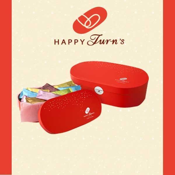 亀田製菓 ハッピーターンズ happy turn's ハッピーポップ60個  |climb-store|02
