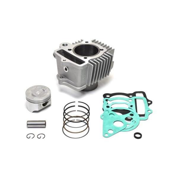 クリッピングポイント製 ボアアップ88ccキット 適合:スーパーカブ50(キャブ車)|clippingpointstore