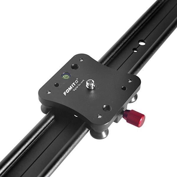 60cm / 24in カメラ用品 カメラスライダー ビデオ安定化システム Canon、NikonのDSLRカメラに適用 (60cm)