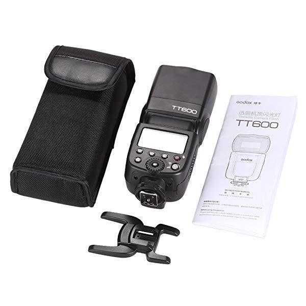 Thinklite TT600 フラッシュ スピードライト マスター/スレーブフラッシュ with 内蔵 2.4G ワイヤレストリガ・システムGN60 For ... clorets 06