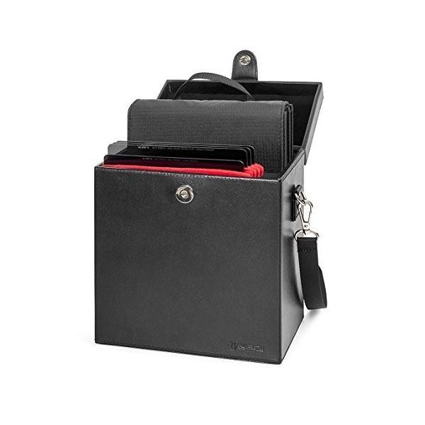 カメラ フィルターケース (170x150mm ・ 150x150mm) ハードタイプ 角型フィルター用