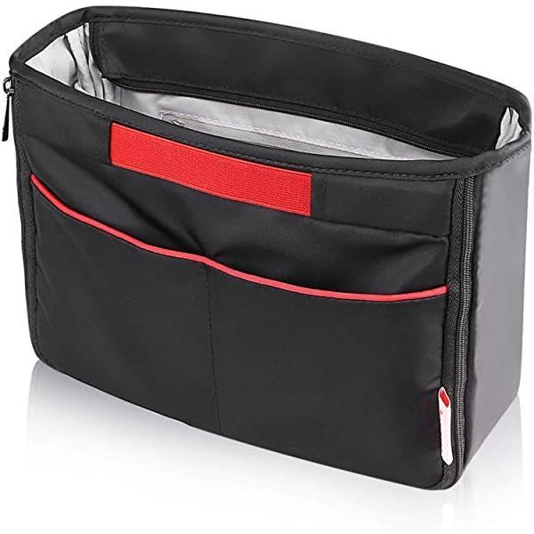 バッグインバッグ軽量インナーバッグレディースメンズバッグの中を整理整頓バックインバック出勤ツールペンスタンドA4...