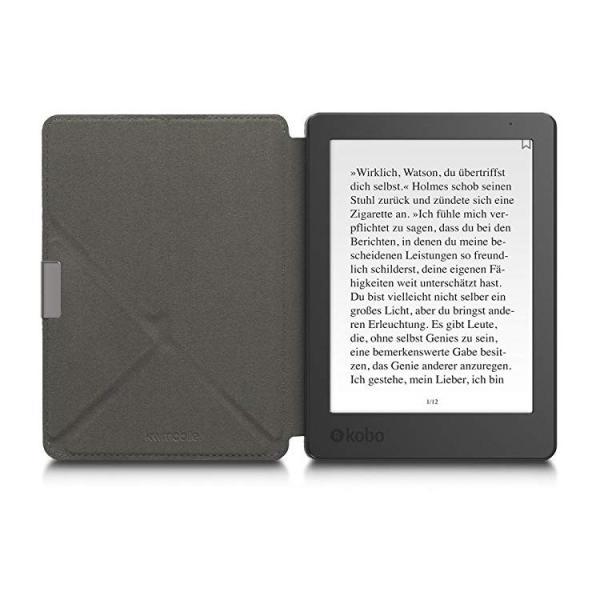 送料無料 Kobo Aura Edition 2 ケース 電子リーダーカバー PUレザー 電子書籍 保護ケース|clorets|04