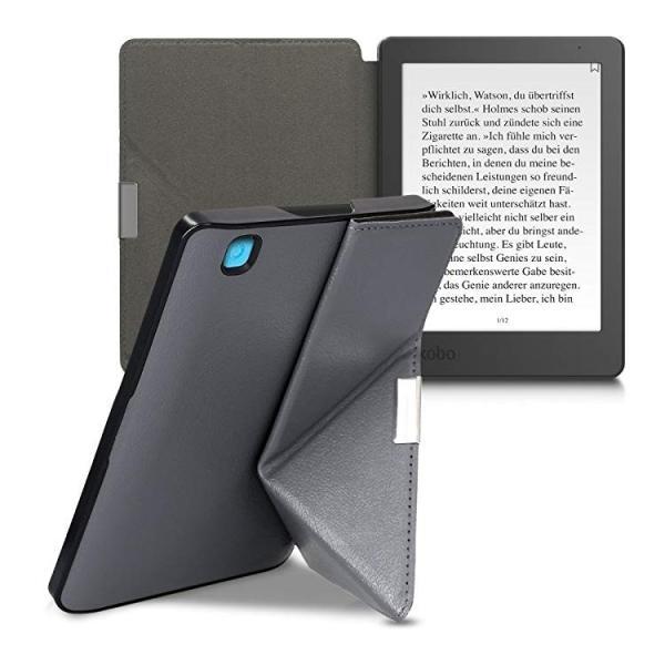 送料無料 Kobo Aura Edition 2 ケース 電子リーダーカバー PUレザー 電子書籍 保護ケース|clorets|08