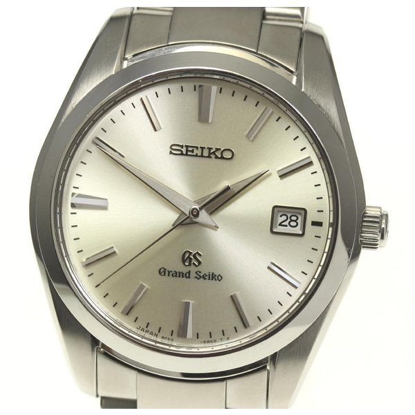 【SEIKO】セイコー グランドセイコー デイト SBGX063 9F62-0AB0 クォーツ メンズ