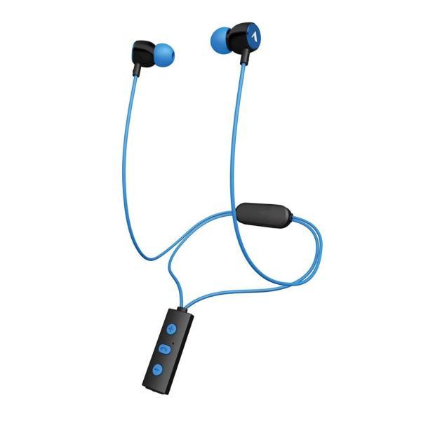 条件付き送料無料 Bluetooth ネックループ型 ワイヤレスイヤホン BTN-A2500PB代引き・同梱不可 |cloudnic