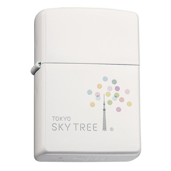 ZIPPO ジッポー 東京スカイツリー公認 200TST-2