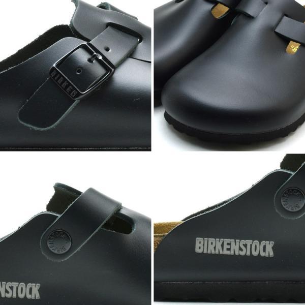 ビルケンシュトック ボストン レディース メンズ レザー BIRKENSTOCK BOSTON|cloudshoe|06