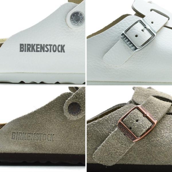 ビルケンシュトック ボストン レディース メンズ レザー BIRKENSTOCK BOSTON|cloudshoe|07