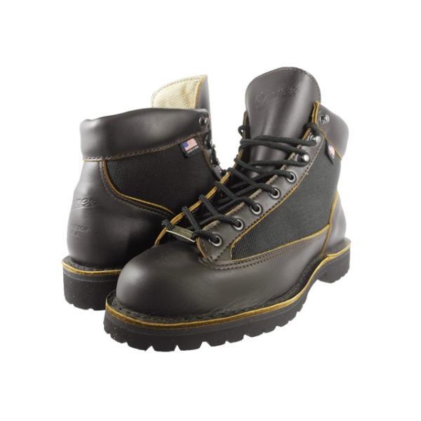 ダナー DANNER 30447 EEワイズ ライト ウッドローン ダークブラウン ゴアテックス ブーツ|cloudshoe|02