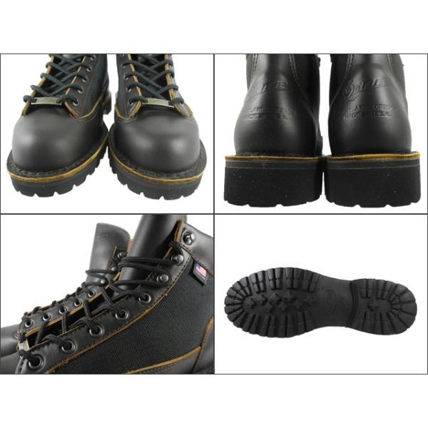 ダナー DANNER 30447 EEワイズ ライト ウッドローン ダークブラウン ゴアテックス ブーツ|cloudshoe|03