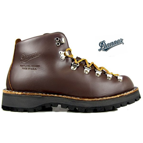 DANNER MOUNTAIN LIGHT 30866 BROWN ダナー マウンテンライト 30866|cloudshoe