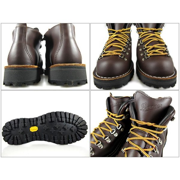DANNER MOUNTAIN LIGHT 30866 BROWN ダナー マウンテンライト 30866|cloudshoe|03