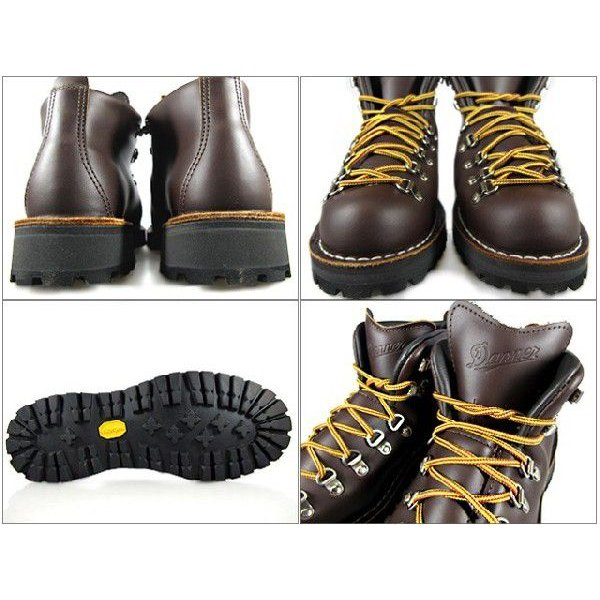 DANNER MOUNTAIN LIGHT 30866 BROWN ダナー マウンテンライト 30866|cloudshoe|04