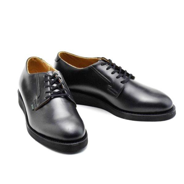 レッドウィング ポストマン オックスフォードREDWING 101 POSTMAN OXFORD BLACK CHAPARRAL ブラック シャパレル ドレス ワークブーツ|cloudshoe|02
