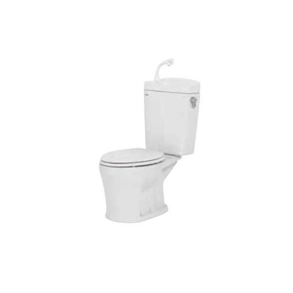 ネポン 簡易水洗便器 【ATW-50BN】ホワイト プリティーナ エロンゲート 便座なし 手洗栓付