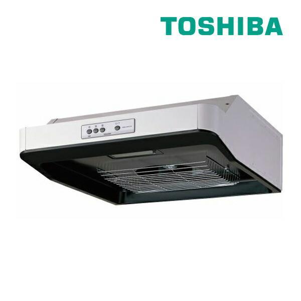 《あすつく》◆15時迄出荷OK!東芝 レンジフードファン【VFR-36L】浅形 標準タイプ 60cm巾 (旧品番 VFR-36V)