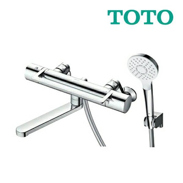 ∞ 15時迄出荷OK TOTO浴室用水栓金具 TBV03416J GGシリーズ壁付サーモスタット混合水栓(壁付き)コンフォートウ