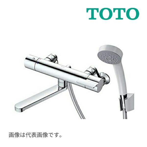 ∞ 15時迄出荷OK TOTO浴室用水栓金具 TBV03401J GGシリーズ壁付サーモスタット混合水栓(壁付き)コンフォートウ