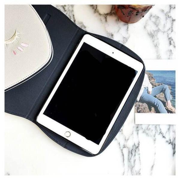 新作 iPad 2/3/4 Air/ai2  用 ケース おしゃれ カバー 手帳型 レザーTPU  耐衝撃 キャラクター  スタンド機能 ・オートスリープ機能付き|clovershop|04