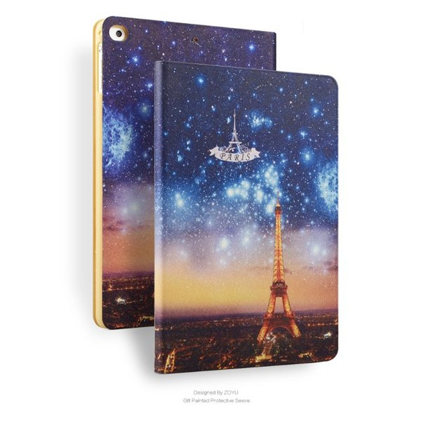 【送料無料】iPad 2/3/4 iPad air/air2 高級シルク調レザー ケース 手帳型タイプカバー  オートスリープ スタンド機能付き 可愛い おしゃれ|clovershop