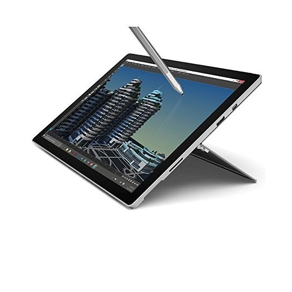 <title>マイクロソフト Surface Pro 4 CR5-00014 Windows10 Core i5 4GB 128GB Office Premium Home 年間定番 amp; Business</title>