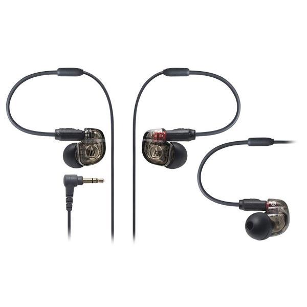 <title>audio-technica IM Series カナル型モニターイヤホン シングル バランスド アーマチュア型 ATH-IM01 贈与</title>