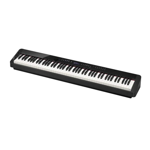 CASIO カシオ 88鍵盤 送料無料激安祭 Privia PX-S3000BK お買得 電子ピアノ