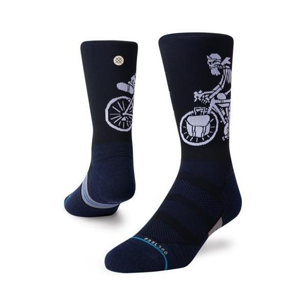 正規品●STANCE スタンス●ソックス 靴下 ●ANTON VAGABOND●L(25.5〜29cm)●送料無料|cloversurf