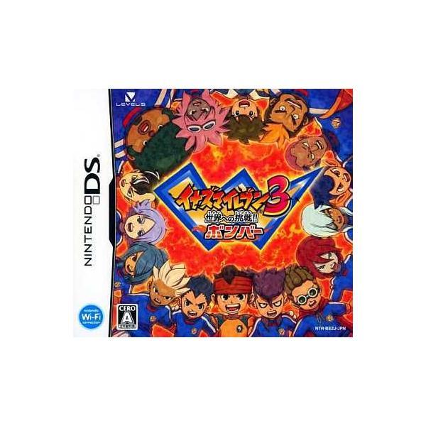 イナズマイレブン3 世界への挑戦!! ボンバー [DS]の画像