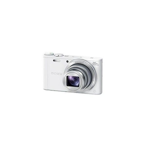 <欠品 未定>☆ソニー デジタルスチルカメラ Cyber-shot(サイバーショット) DSC-WX350(W)