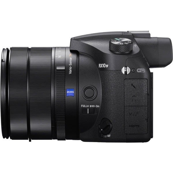 ソニー SONY デジタルスチルカメラ Cyber-shot(サイバーショット) RX10 IV DSC-RX10M4 DSCRX10M4/カメラ デジタルカメラ ブラック|co-chi|03