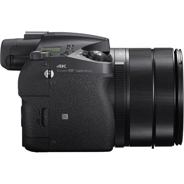 ソニー SONY デジタルスチルカメラ Cyber-shot(サイバーショット) RX10 IV DSC-RX10M4 DSCRX10M4/カメラ デジタルカメラ ブラック|co-chi|04