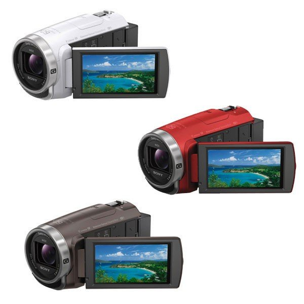ソニー SONY デジタルHDビデオカメラレコーダー Handycam(ハンディカム) 64GB HDR-CX680 HDRCX680/カメラ ビデオカメラ パーソナルビデオカ|co-chi