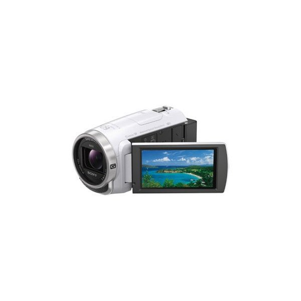 ソニー SONY デジタルHDビデオカメラレコーダー Handycam(ハンディカム) 64GB HDR-CX680 HDRCX680/カメラ ビデオカメラ パーソナルビデオカ|co-chi|02