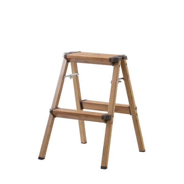 【2段】ステップスツール【折りたたみ式】/ステップ 台 ステップチェア ステップチェアー 踏み台 椅子 イス いす チェア チェアー 折り畳み  おりたたみ 折り…