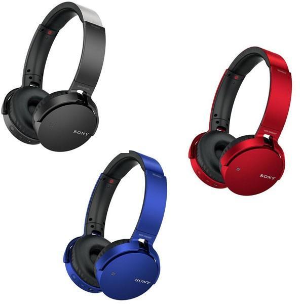 ソニー SONY ワイヤレスステレオヘッドセット MDR-XB650BT MDRXB650BT/AV機器 オーディオ ヘッドホン ブルー レッド ブラック|co-chi