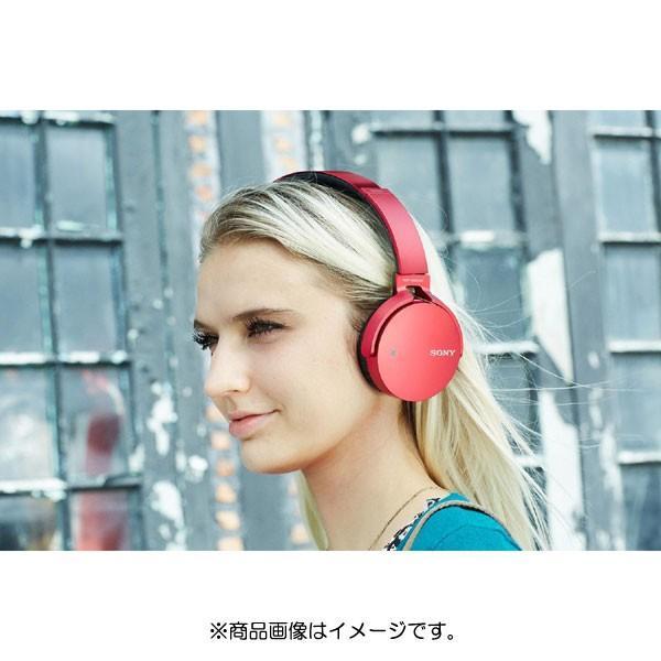 ソニー SONY ワイヤレスステレオヘッドセット MDR-XB650BT MDRXB650BT/AV機器 オーディオ ヘッドホン ブルー レッド ブラック|co-chi|11
