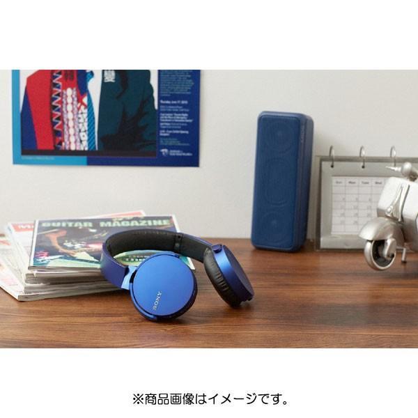 ソニー SONY ワイヤレスステレオヘッドセット MDR-XB650BT MDRXB650BT/AV機器 オーディオ ヘッドホン ブルー レッド ブラック|co-chi|12