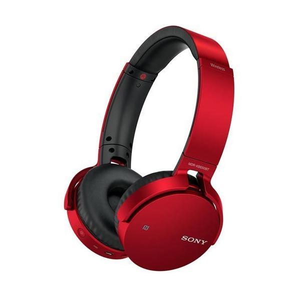 ソニー SONY ワイヤレスステレオヘッドセット MDR-XB650BT MDRXB650BT/AV機器 オーディオ ヘッドホン ブルー レッド ブラック|co-chi|04