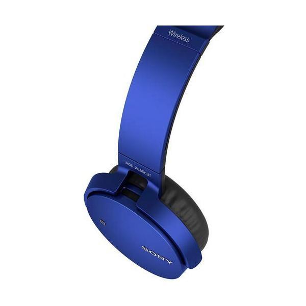 ソニー SONY ワイヤレスステレオヘッドセット MDR-XB650BT MDRXB650BT/AV機器 オーディオ ヘッドホン ブルー レッド ブラック|co-chi|07