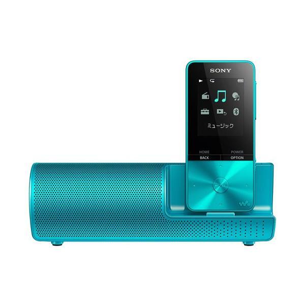 ソニー SONY メモリーオーディオ WALKMAN  16GB スピーカー付属 NW-S315K NWS315K/ウォークマンソニー 本体