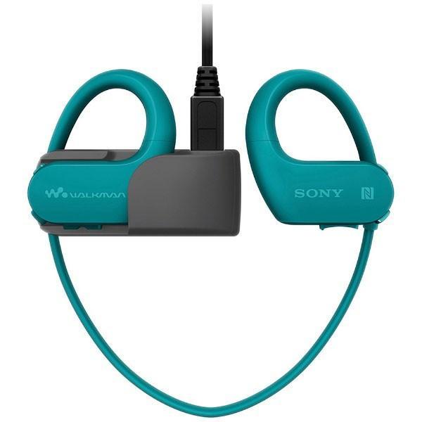 ソニー SONY メモリーオーディオ 4GB WALKMAN ウォークマン ヘッドホンタイプ NW-WS623LM / ウォークマンソニー 本体