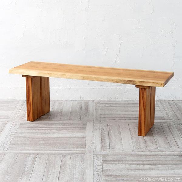 【チーク】ダイニングベンチ/ ダイニング ベンチ 長椅子 スツール 椅子 いす チェア 単品 腰掛け チーク無垢 木製 籐 ラタン ナチュラル 北欧 アジアン カフェ…
